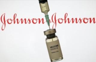 Johnson and Johnson'ın AB'ye aşı teslimatı...