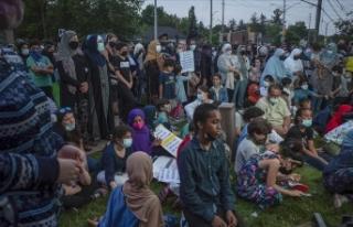 Kanada'daki saldırıda hayatını kaybeden aile...