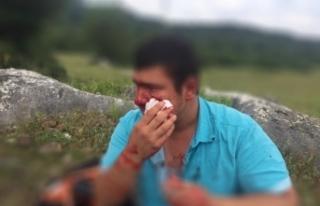 Kılıçdaroğlu ve Akşener, İHA muhabirinin darp...