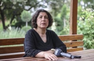 Kızı PKK tarafından kaçırılan Maide Töremiş...