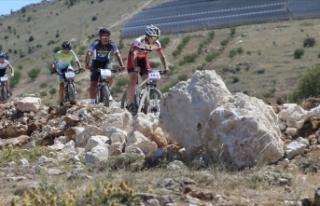 Levent Vadisi Dağ Bisikleti Kupası yarışları...