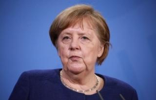 """Merkel: """"Belirli konuları birlikte şekillendirmek..."""