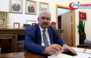 MHP'li Yalçın: 'Ersan Şen, HDP'nin...