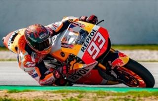 MotoGP Almanya Grand Prix'sinde zafer Marc Marquez'in