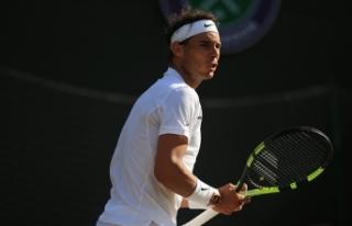 Nadal, Wimbledon ve Tokyo Olimpiyat Oyunları'na...