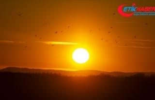 NASA: Dünya'nın Güneş'ten gelen ısıyı...