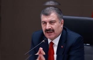 Sağlık Bakanı Koca, TURKOVAC aşısı için 846...
