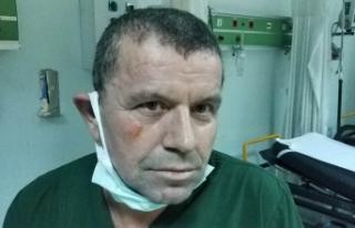 Sağlık personeline hastanede yumruklu saldırı
