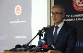 "Savunma Sanayii Başkanı Demir: ""Gücü olmayan..."
