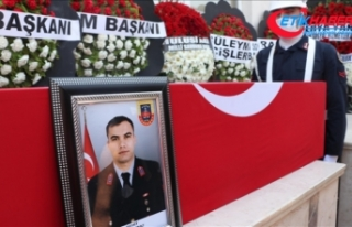 Şehit Jandarma Uzman Çavuş Adil Yılmaz, Hatay'da...