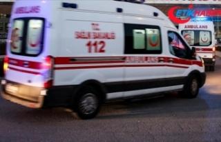 Şırnak'ta görev esnasındaki silah kazasında...