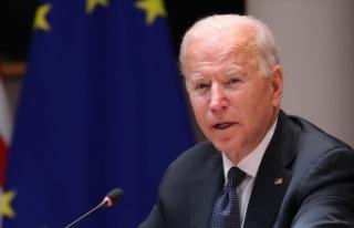 """ABD Başkanı Biden'dan """"Afganistan'a..."""