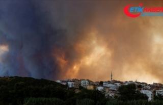 AFAD: Manavgat'taki yangında 3 vatandaşımız...