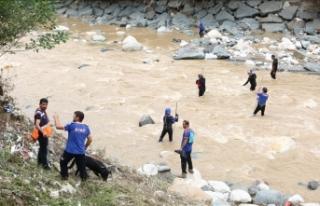 AFAD: Rize'de kaybolan 2 vatandaşı arama çalışmaları,...