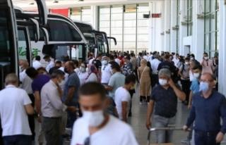AŞTİ'ye Kurban Bayramı tatilinde 1 milyon...