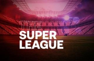 Avrupa Süper Ligi kurucuları Juventus, Real Madrid...