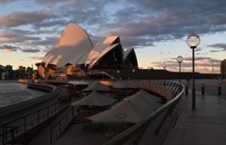 Avustralya'da Kovid-19 karantina kurallarıyla alay...