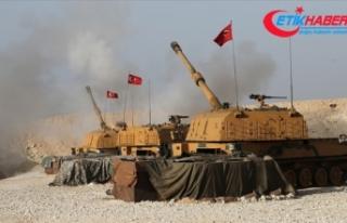 Barış Pınarı bölgesine yönelik havan saldırısına...