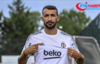 Beşiktaş'ın yeni transferi Mehmet Topal: 20...