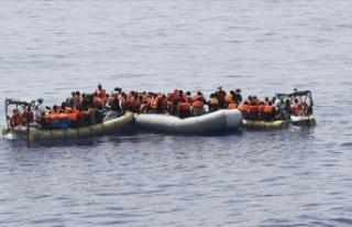 BM: Akdeniz'de 2021'de 970 düzensiz göçmen...
