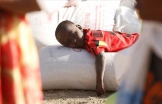 BM: Tigray'da 5,2 milyon insan hayat kurtarıcı...
