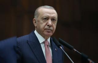 """Cumhurbaşkanı Erdoğan """"40 senemizi bu laflarla..."""