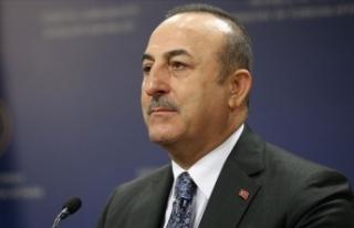 Dışişleri Bakanı Çavuşoğlu'ndan, 28 kişinin...