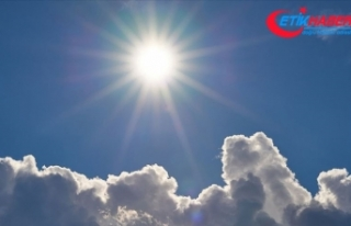 Doğu Anadolu'da sıcaklık mevsim normalleri...