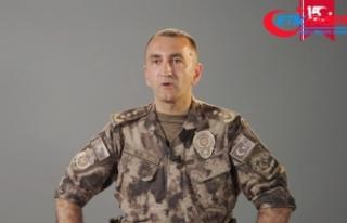 Dönemin Özel Hareket Şube Müdürü Eraslan Er...