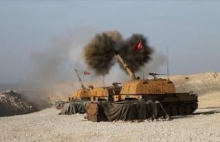 Fırat Kalkanı bölgesinde 3 terörist daha etkisiz...