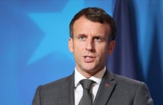 Fransa Cumhurbaşkanı, İsrail Başbakanından 'casus...
