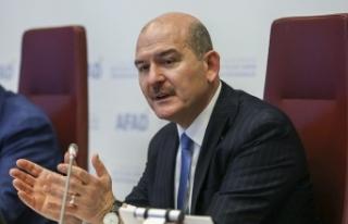 """İçişleri Bakanı Soylu: """"Türkiye'nin güçlü..."""