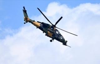 Irak'ın kuzeyinde PKK'lı 5 terörist ATAK...