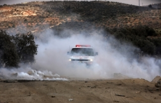 """""""İsrail güçlerinin Filistinlilere müdahalesinde..."""