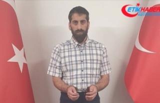 Kırmızı bültenle aranan PKK/KCK üyesi Cimşit...