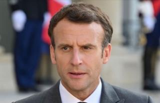 Macron, Fransa'nın Polinezya'da yaptığı...