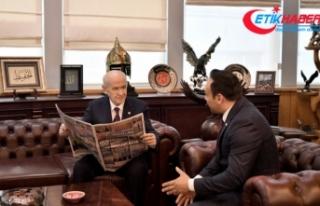 MHP Lideri Devlet Bahçeli: Aklımda hep Türkiye...