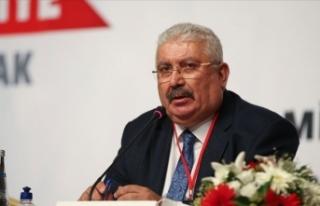 MHP'li Yalçın'dan Mustafa Akıncı'ya sert...