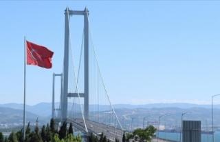 Osmangazi Köprüsü ve İzmir-İstanbul Otoyolu'nda...