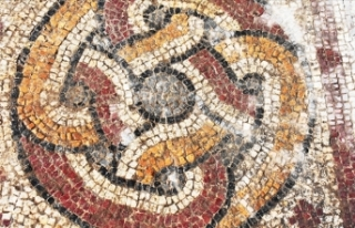 Stratonikeia Antik Kenti'nde bulunan 1600 yıllık...
