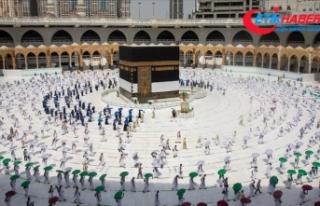Suudi Arabistan, 10 Ağustos'ta başlayacak Umre...