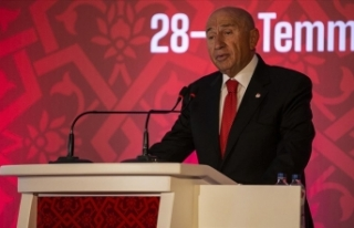 TFF Başkanı Özdemir: Kulüplerimize nefes aldıran...