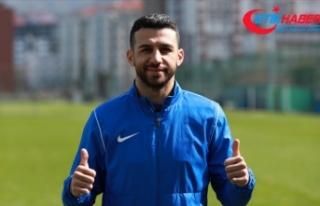 Trabzonspor, futbolcu İsmail Köybaşı ile 2 artı...