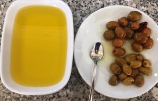 Zeytin ve zeytinyağı ihracatından yılın ilk yarısında...