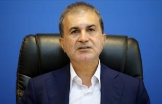 AK Parti'li Ömer Çelik: Fitne ateşiyle kardeşliğimizi...