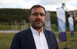 Atletizm Federasyonu Başkanı Çintimar: Türk atletler...