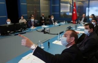 Cumhurbaşkanı Erdoğan, Devlet Bilgi Koordinasyon...