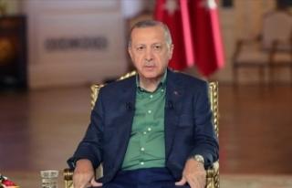 Cumhurbaşkanı Erdoğan: Şu anda 16 uçak var, bugün...