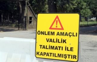 Erzurum ve Osmaniye'de ormanlık alanlara girişler...