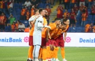 Galatasaray, Avrupa'da 295. maçına çıkacak